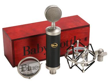 blue microphones baby bottle studio condenser at. Black Bedroom Furniture Sets. Home Design Ideas
