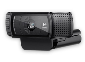 Logitech C920 HD Pro Webcam for PC
