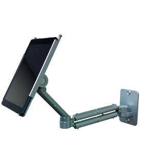 Monitors in Motion Tablet Lift Wall Mount Holder for Apple iPad Air