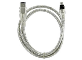 NewerTech 72 FireWire 400 4-Pin to 6-Pin Cable
