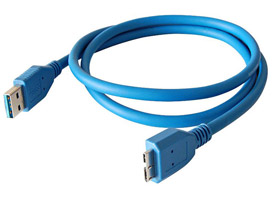 NewerTech USB 3.0 A to Micro B Cable 36 inch