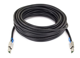 OWC 20 Meter Active External Mini-SAS Cable