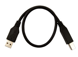 OWC USB 2.0 A-B Connecting Cable 12 inch