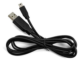 OWC USB 2.0 A / mini B Device Cable