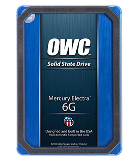 OWC 9.5mm - 7mm Spacer for 2.5-inch drives