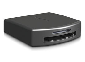 Sonnet DiO USB 3.0 Media Reader