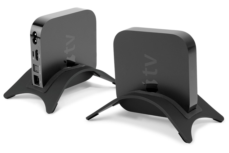 NewerTech NuStand Alloy for Apple TV