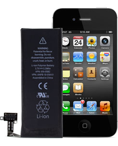 Battery for Apple iPhone 4S
