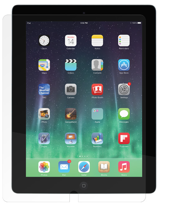 NewerTech NuGuard KXs for iPad