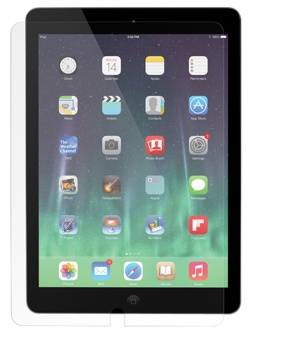 NewerTech NuGuard KXs for iPad Air and iPad Air 2