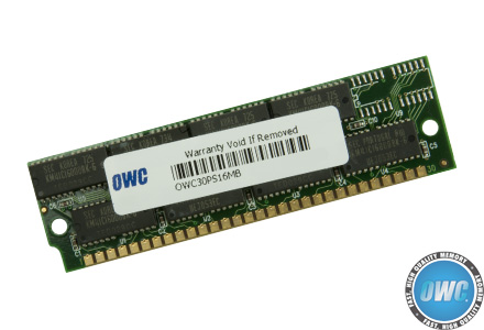 Owc Ps Mb on imac ram memory upgrade