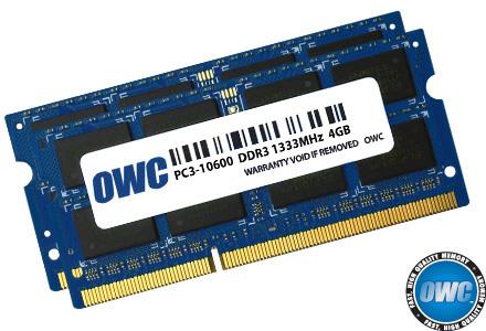 8GB 2x4GB Memory RAM For Apple IMac DDR3-1333 MHz