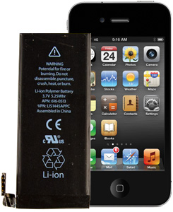 Battery for Apple iPhone
