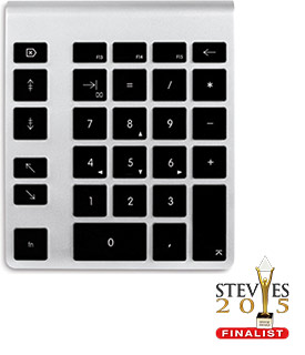 NewerTech Wireless Aluminum Keypad