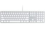 Aluminum with Numeric Keypad