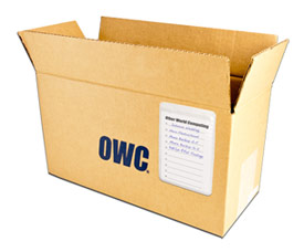 OWC Hard Drive Storage Box