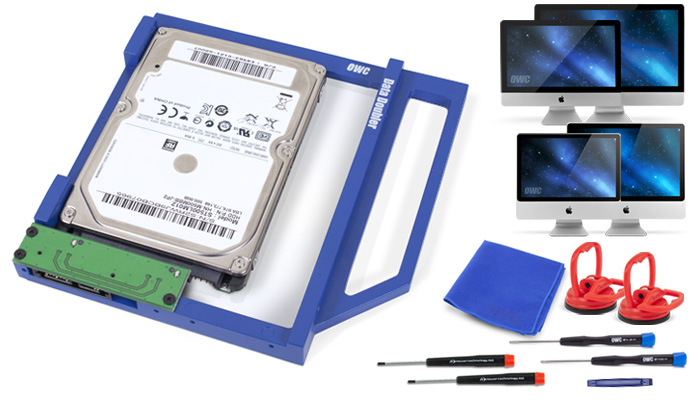 OWC Internal Hard Drive DIY Kit