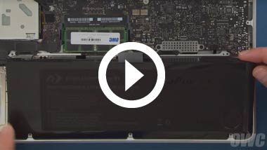 Mid 2010 15-inch MacBook Pro Battery Install Video
