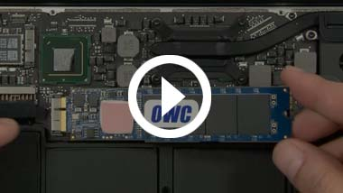 SSD Install Video for 2011 11-inch MacBook Air