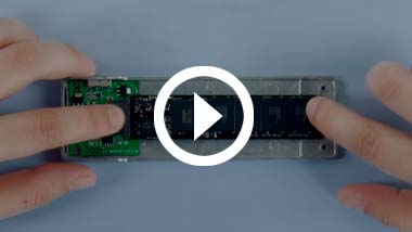Envoy Apple SSD Install Video
