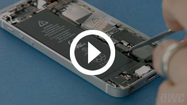 Battery Install Video for iPhone 5S