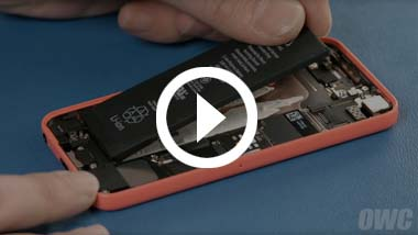 Battery Install Video for iPhone 5C