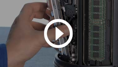 SSD Install Video for 2013 Mac Pro